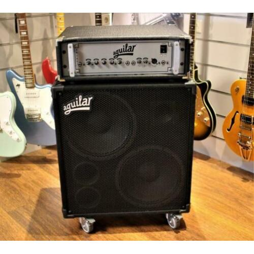 Aguilar DB751 (incl shell) & GS212 8 ohm SET!