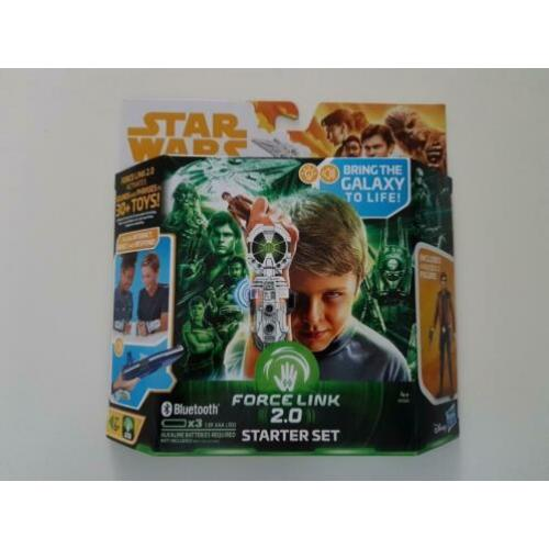 -40% Star Wars Force Link 2.0 Starter Set with Han Solo