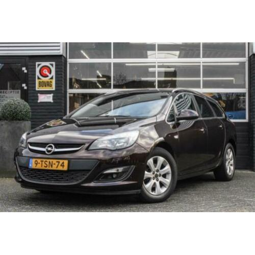 Opel Astra Sports Tourer 1.4 Turbo Business + NAVI, PDC, TRE