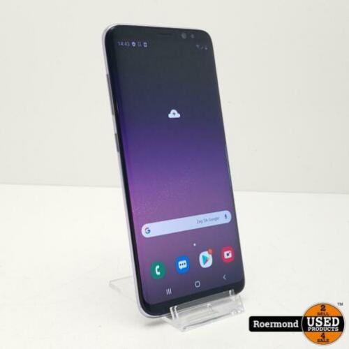 Samsung Galaxy S8 64Gb Orchid Grey || Nette staat