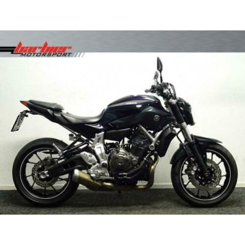 Superstrakke Yamaha MT-07 MT07 (bj 2014)