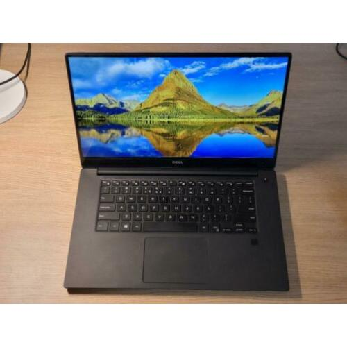Laptop Dell XPS15 - nieuwe accu - i7@3.8 Ghz - 32GB RAM +1TB