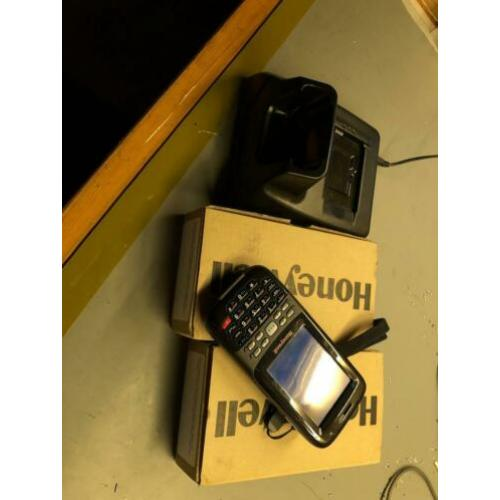 Honeywell Dolphin 6000 Scanner terminal Windows CE